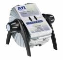 Wizytownik obrotowy DURABLE VISIFIX FLIP na 400 wizytówek 2417-01 czarny