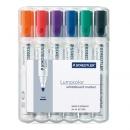 Zestaw STAEDTLER Lumocolor Whiteboard Marker 351 WP6 6szt.