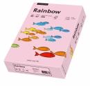 Papier xero kolorowy PAPYRUS A4 Rainbow jasno różowy 54 80g