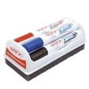 Marker suchościeralny RYSTOR 0330 4szt. z gąbką