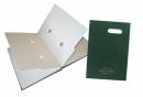 Teczka do podpisu WARTA A4 z okienkiem 1824-920-036 zielona