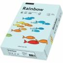 Papier xero kolorowy PAPYRUS A4 Rainbow jasno niebieski 82 80g