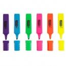Zakreślacz TH 1127 Komplet 6 kolorów