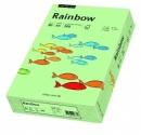 Papier xero kolorowy PAPYRUS A4 Rainbow przygaszona zieleń 75 80g