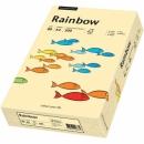 Papier xero kolorowy PAPYRUS A4 Rainbow kość słoniowa 06 80g