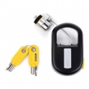 Zabezpieczenie Notebook Microsaver (ze zwijaną linką) - na klucz
