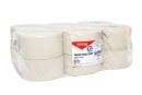 Papier toaletowy JUMBO makulaturowy OFFICE PRODUCTS 1-warstwowe 120m szary