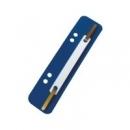 Paski - wąsy do skoroszytu ESSELTE 1430602 niebieskie 4x25szt.