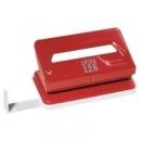 Dziurkacz SAX 128S czerwony