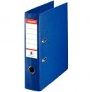 Segregator PCV A4/75mm ESSELTE Standard niebieski 811350