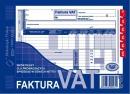 Faktura VAT MICHALCZYK I PROKOP A5 netto 103-3 oryginał + kopia poziom 80K