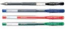 Długopis żelowy UNI UM-100 zielony