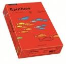 Papier xero kolorowy PAPYRUS A4 Rainbow ciemno czerwony 28 80g