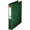 Segregator PCV A4/50mm ESSELTE Standard zielony 811460