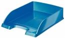Półka na dokumenty LEITZ Plus metaliczny niebieski WOW 52263036