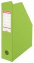Pojemnik na dokumenty ESSELTE składany A4/7 PCV zielony 56006