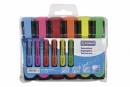 Zakreślacz DONAU D-TEXT komplet 6 kolorów 7358906PL-99