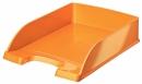 Półka na dokumenty LEITZ Plus metaliczny pomarańczowy WOW 52263064