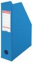 Pojemnik na dokumenty ESSELTE składany A4/7 PCV niebieski 56005