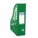 Pojemnik na dokumenty DONAU składany A4 ażurowy zielony 7464001PL-06