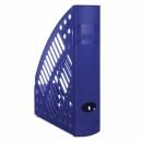 Pojemnik na dokumenty DONAU PS A4 ażurowy niebieski 7462001PL-10