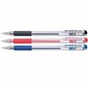 Długopis żelowy PENTEL K116 czerwony