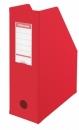 Pojemnik na dokumenty ESSELTE składany A4/100 PCV czerwony 56073