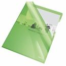 Ofertówka ESSELTE A4 krystaliczna PCV 150 mic zielona 55436