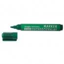 Marker suchościeralny D.RECT 3160 okrągły zielony 101104