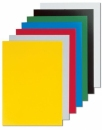 Okładki do bindowania ARGO A4 Chromo białe 53780