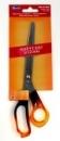 Nożyczki biurowe GRAND 25,4 cm bursztyn GR-311