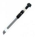 Nożyk BANTEX z wymiennym ostrzem bez prowadnicy 12,5 cm. - blister 8622-07
