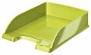 Półka na dokumenty LEITZ Plus metaliczny zielony WOW 52263044