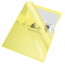 Ofertówka ESSELTE A4 krystaliczna PCV 150 mic żółta 55431