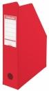 Pojemnik na dokumenty ESSELTE składany A4/7 PCV czerwony 56003