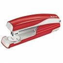 Zszywacz LEITZ 5504 duży metalowy czerwony