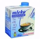 Mleko zagęszczone Gostyń niesłodzone Light w kartonie 500g