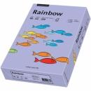 Papier xero kolorowy PAPYRUS A4 Rainbow fioletowy 60 80g