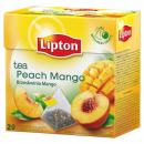 Herbata Lipton Peach Mango