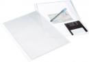 Koszulki groszkowe z klapką BANTEX A4 100550132