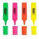 Zakreślacz TH 1127 Komplet 4 kolorów