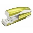 Zszywacz LEITZ średni metalowy NEXXT 5502 metaliczny zielony