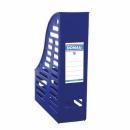 Pojemnik na dokumenty DONAU składany A4 ażurowy niebieski 7464001PL-10