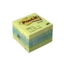 Mini kostka samoprzylepna Post-it cytrynowa 2051-L, 51x51 mm