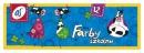 """Farby ASTRA szkolne """"as"""" 12 kolorów 20 ml"""