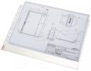 Koszulki groszkowe ESSELTE A3-pozioma 75 mic. 10szt. folia 47182