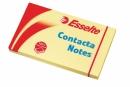 Bloczek samoprzylepny ESSELTE CONTACTA 83001 125x75 mm