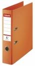 Segregator PCV A4/75mm ESSELTE Standard pomarańczowy 811340