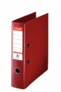 Segregator PCV A4/75mm ESSELTE Standard bordowy 811510