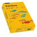 Papier xero kolorowy PAPYRUS A4 Rainbow jasno pomarańczowy 22 80g